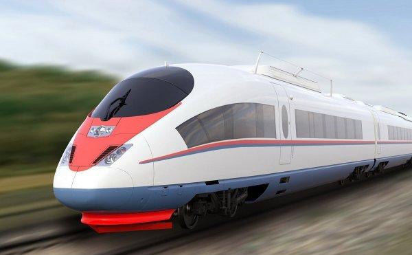 Скоростной «Сапсан» будет курсировать из Петербурга в Нижний Новгород