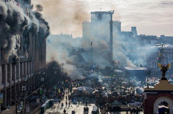 Грузинские снайперы расскажут, кто организовал стрельбу на Майдане в 2014 году