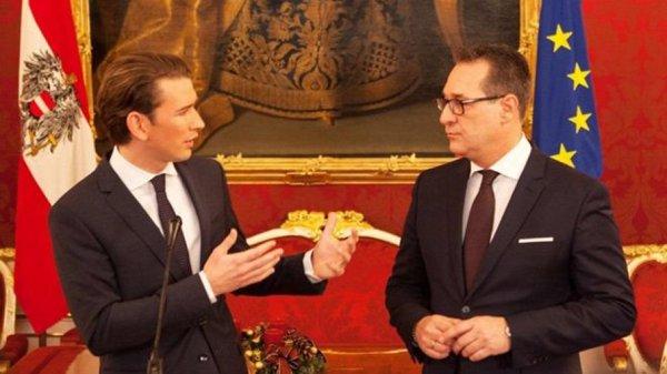 Австрия собирается отменить санкции против России