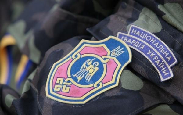 На Украине грузовик Нацгвардии оторвал женщине голову