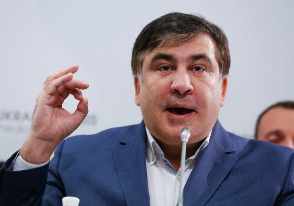 Саакашвили: В СБУ восхищаются Путиным