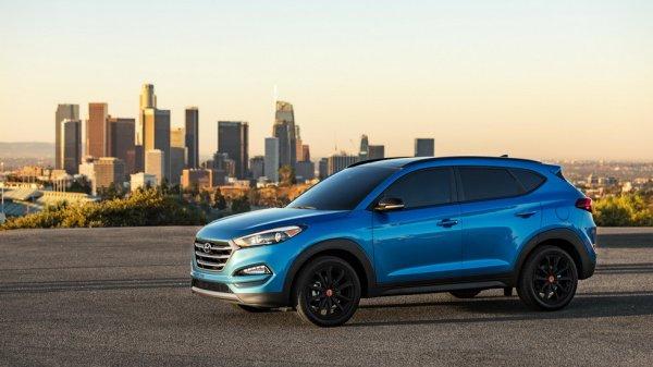 Обновленный Hyundai Tucson получил расширенный список опций