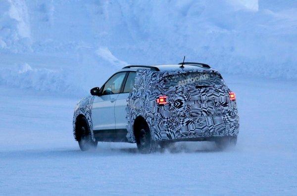 Volkswagen T-Cross получит двигатели от Polo и спорт-версию R-Line