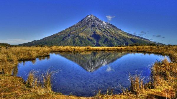 Вулкан в Новой Зеландии стал обладать человеческими правами