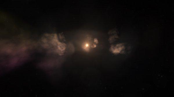 Ученые: Мерцающая звезда в созвездии Рыб пожирает и разрушает экзопланеты