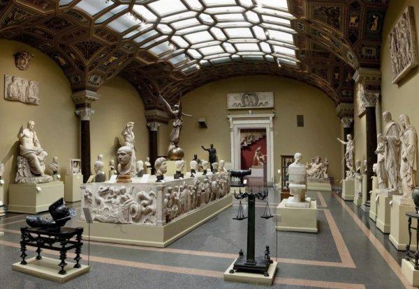 Ученые установили возраст статуй из собрания Пушкинского музея