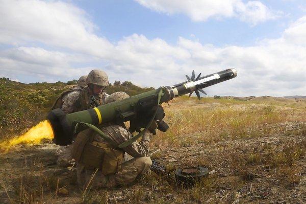 Противотанковые ракеты США отправятся на Украину