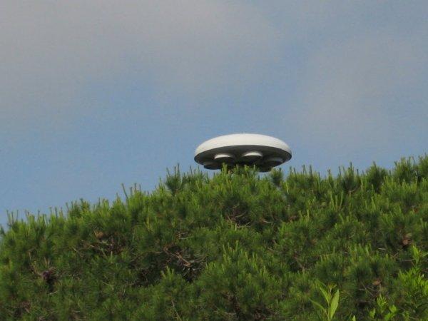 В Австралии случайные прохожие заметили сверхбыстрый НЛО