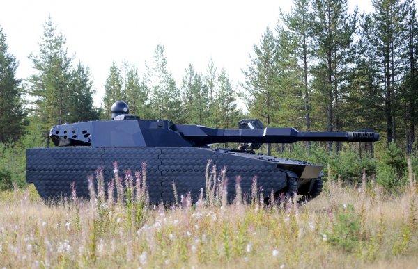 В Южной Корее планируют создание «прозрачного» танка