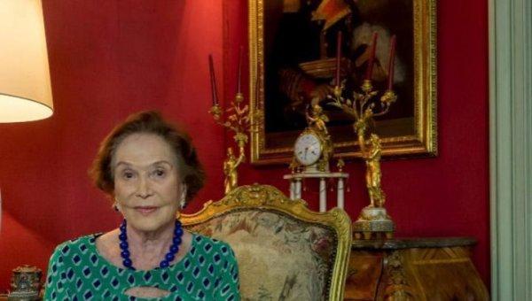 В Мадриде скончалась единственная дочь испанского диктатора Франко