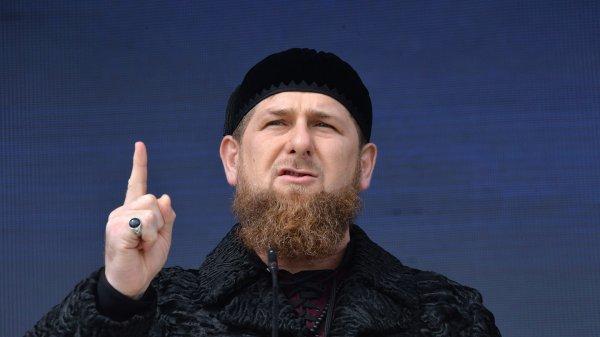 Кадыров не хочет пользоваться Facebook