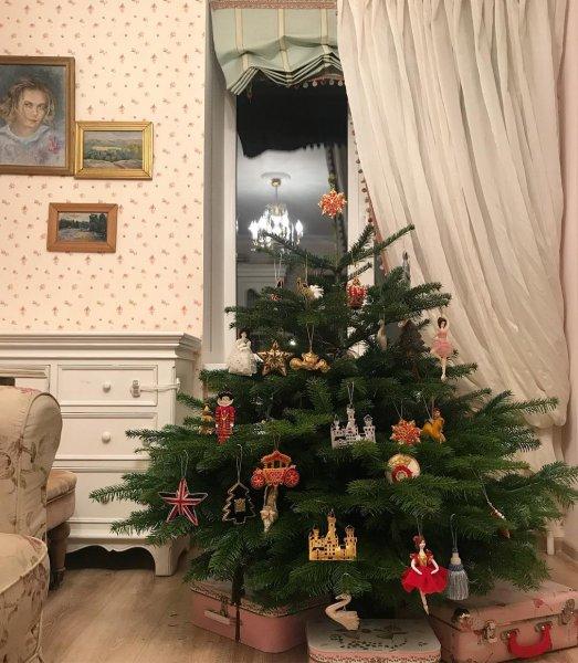 Виктория Дайнеко поздравила фанатов с Новым годом