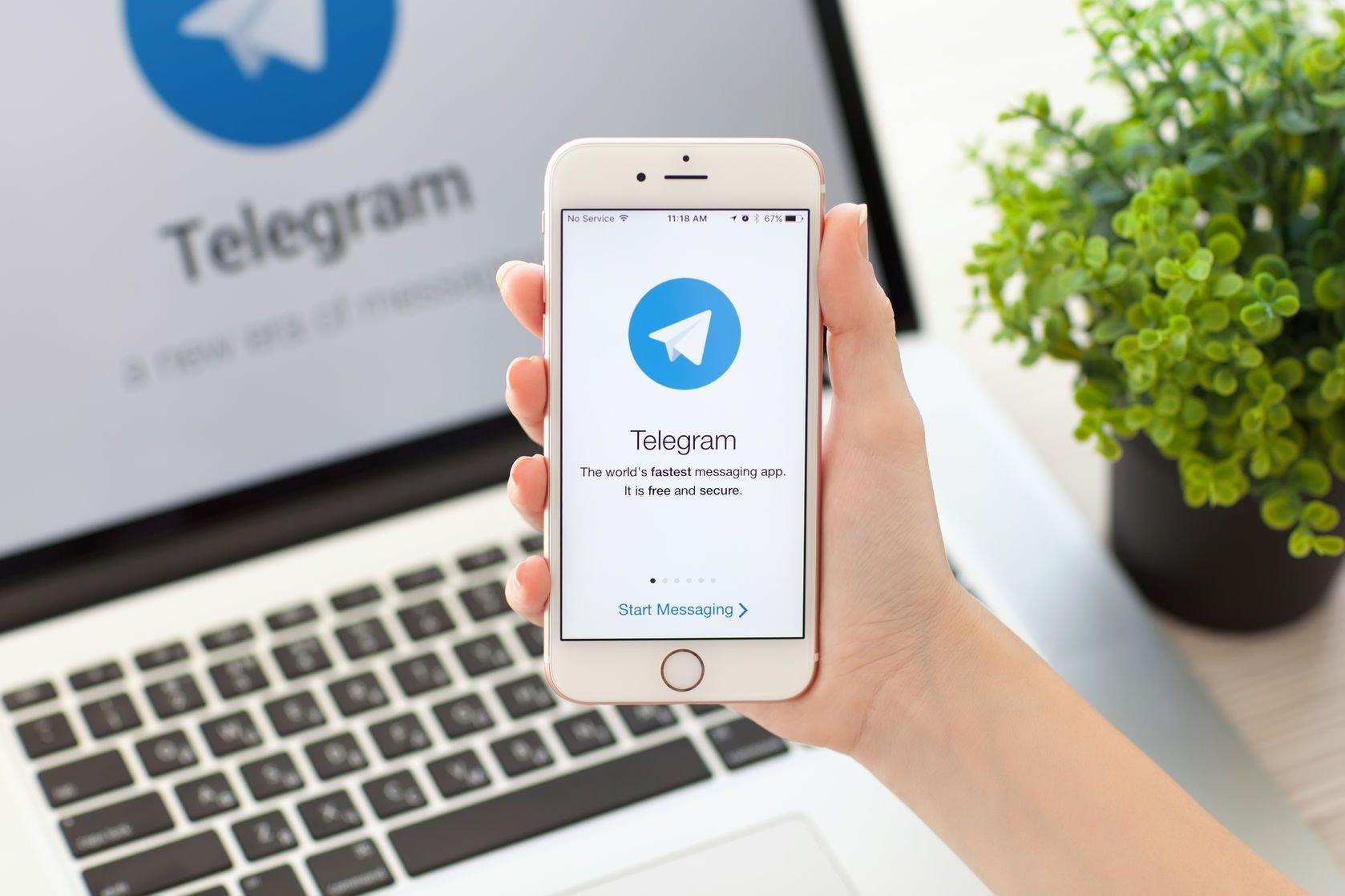 В январе Telegram обзаведется тремя обновлениями