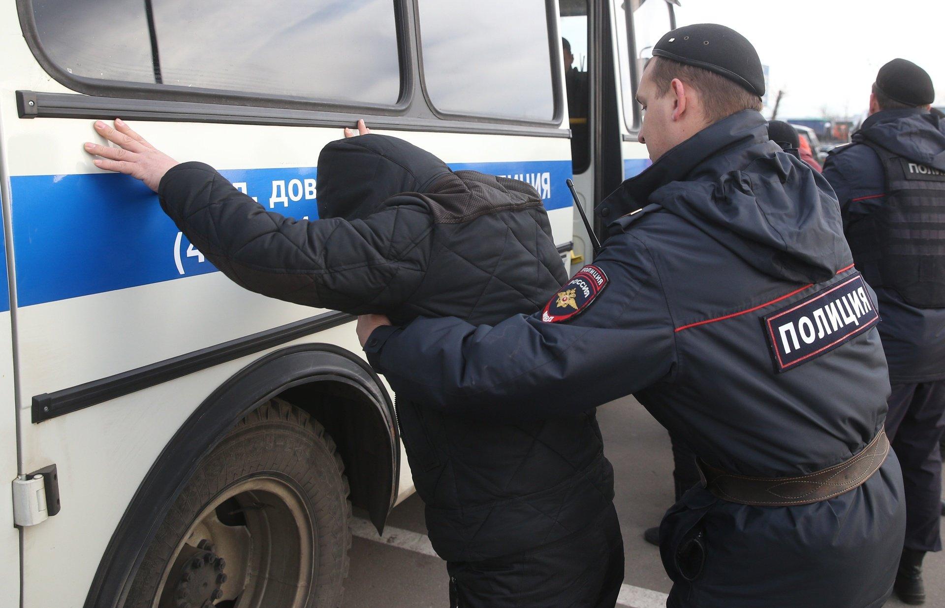Неменее 70 человек задержали вЧувашии заподготовку кмассовому побоищу