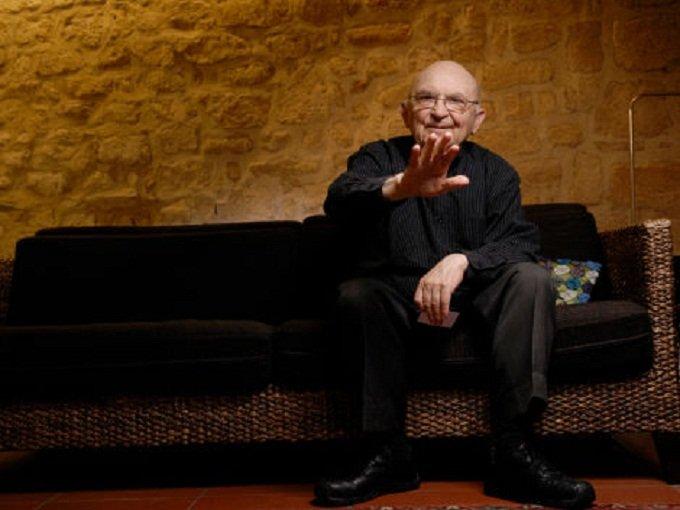Скончался известный израильский поэт ипрозаик Аарон Аппельфельд