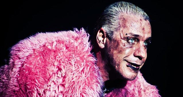Тилль Линдеманн: интересные факты изжизни вокалиста Rammstein