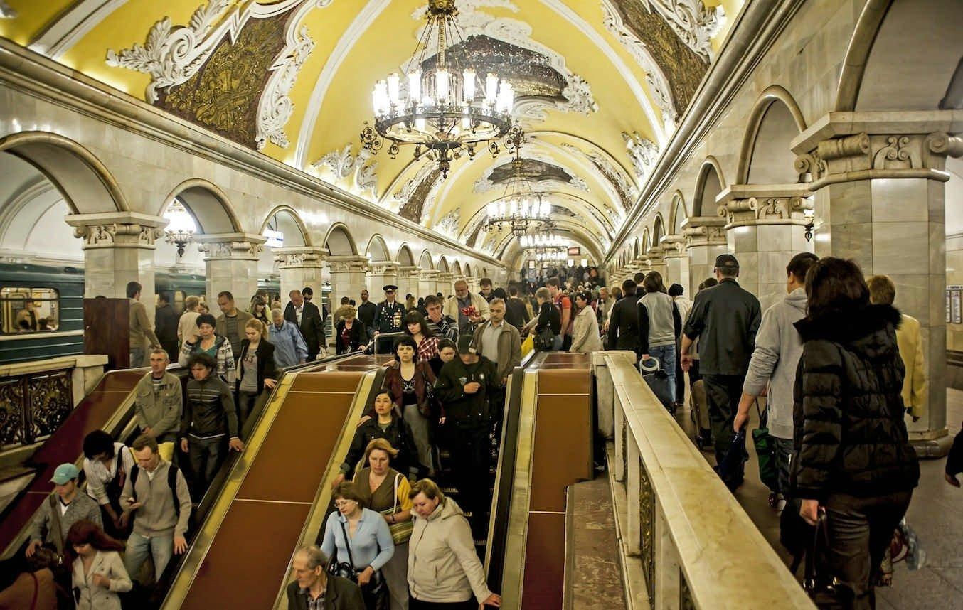 Московские власти откроют неменее 20 станций метро в 2018-ом