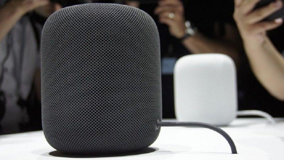 «Умная» колонка Apple HomePod поступила в реализацию