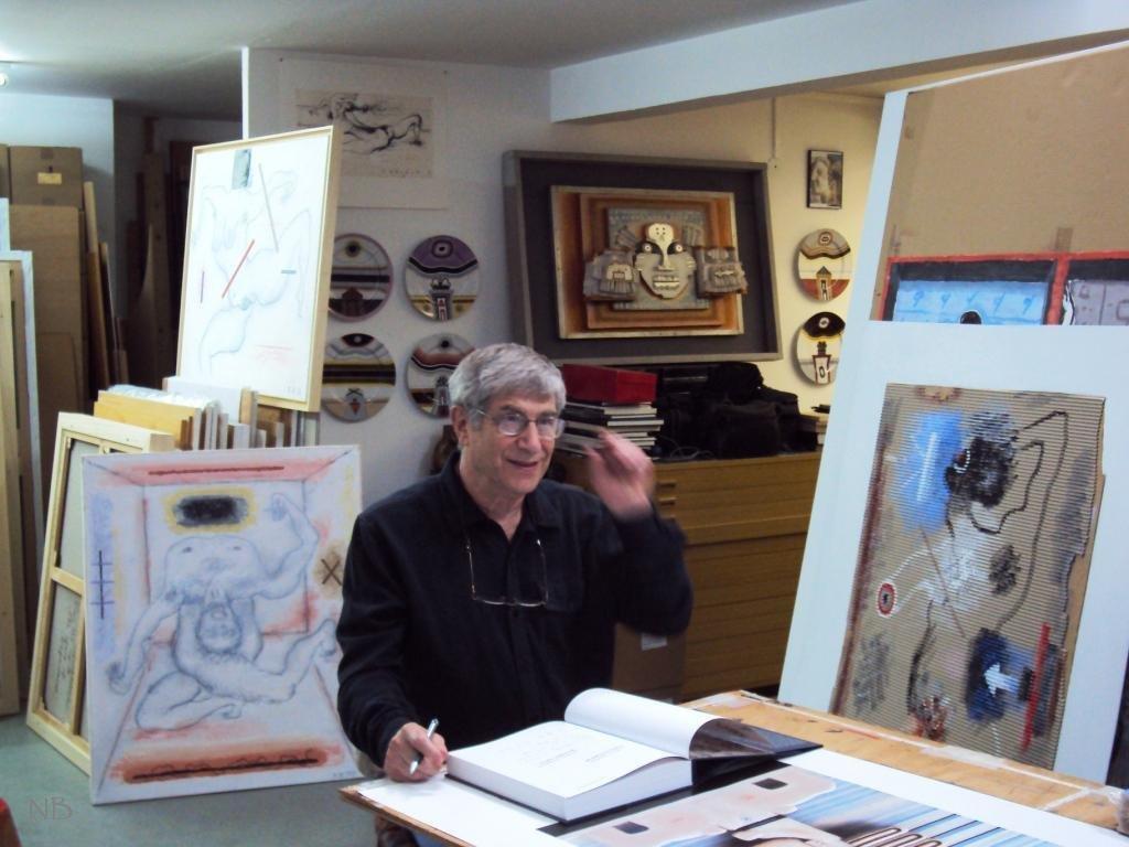 Русский художник Владимир Янкилевский скончался ввозрасте 79 лет