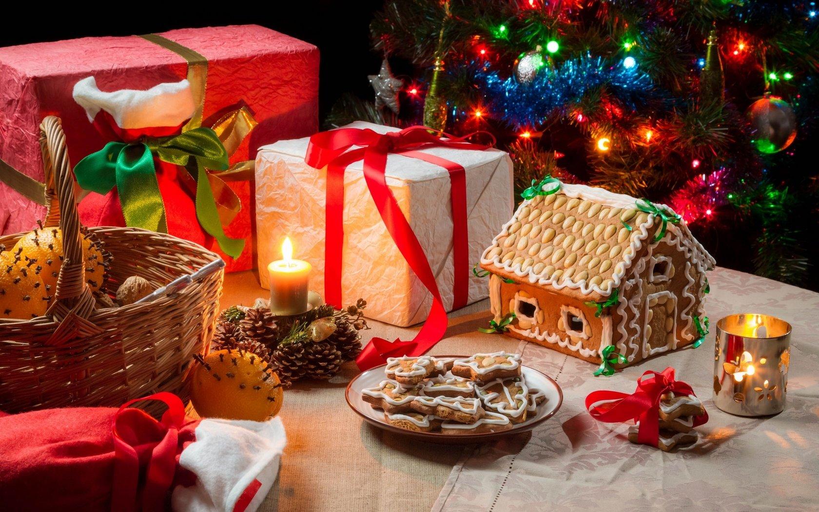 Намедиафасадах вцентре столицы запустят рождественские пожелания