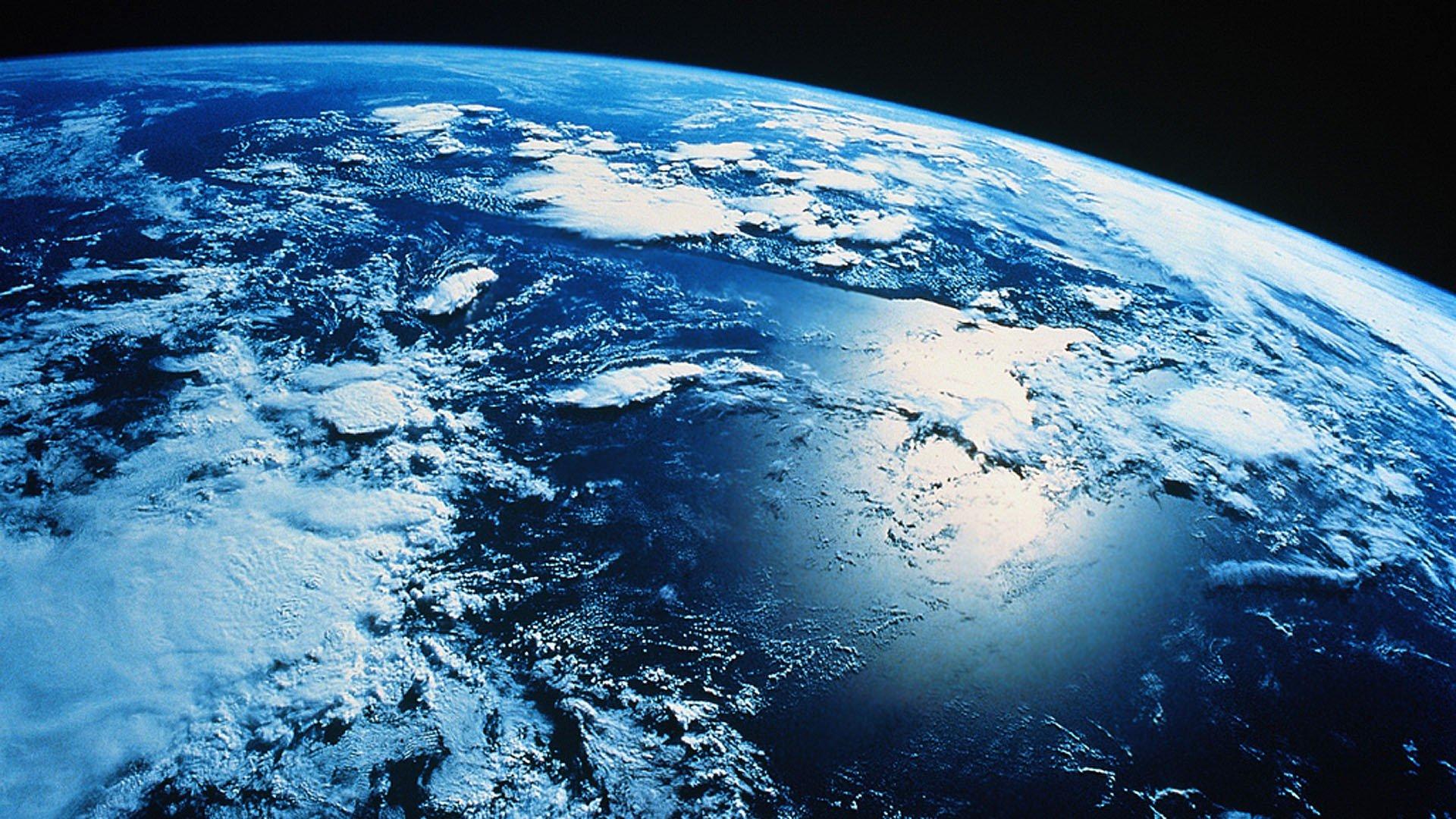 картинки земля с космоса