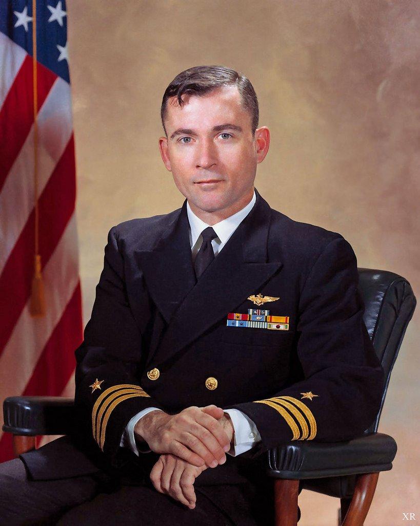 Скончался астронавт NASA Джон Янг, побывавший наЛуне