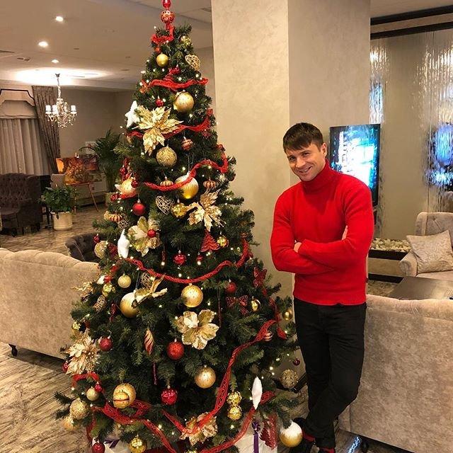 Сергей Лазарев признался, почему новогодние праздники— его любимые
