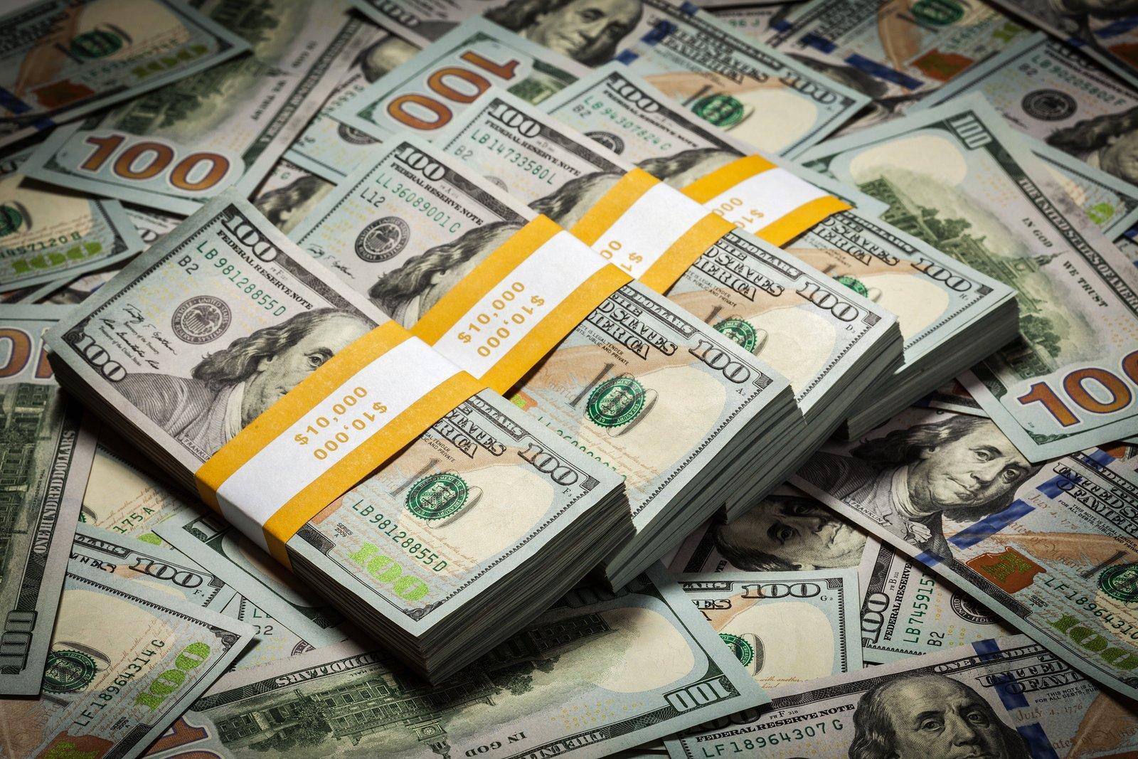 Профессионалам известен курс доллара в текущем 2018-ом году