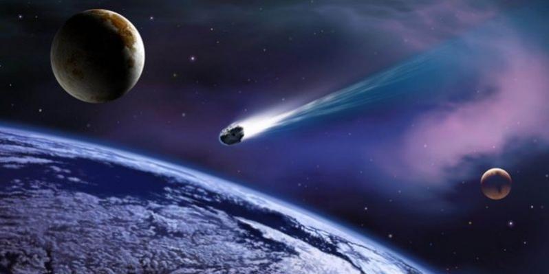 Ученые: Метеорит сразмерами многоэтажного дома приближается кнашей планете