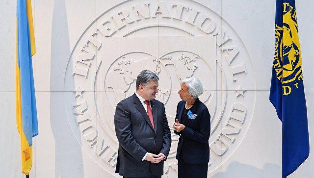 Экс-министр экономики Украины пояснил зависимость украинской столицы отМВФ