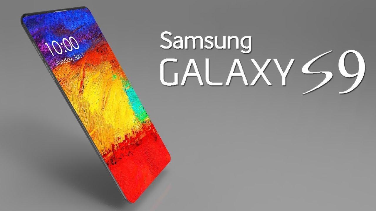 ВСеть угодила фотография включенного Самсунг Galaxy S9