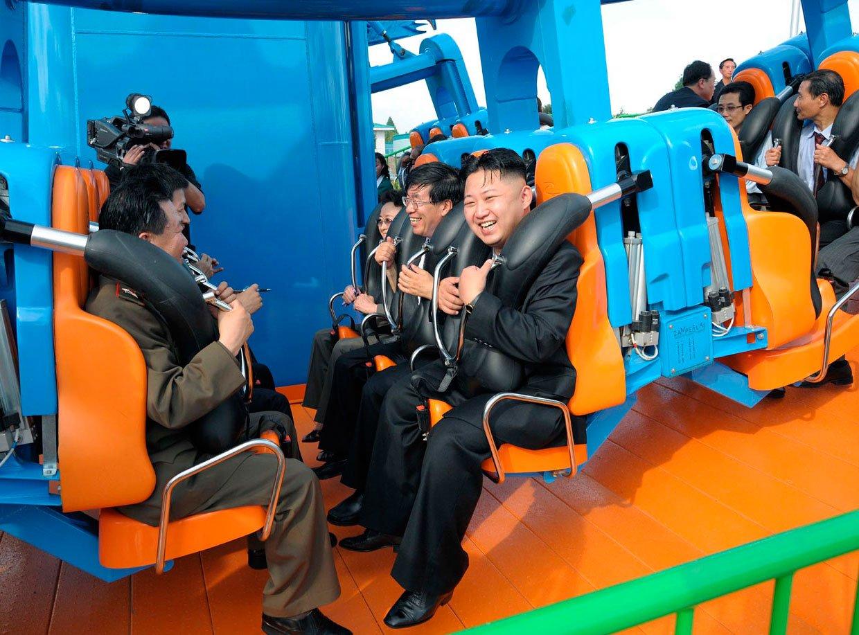 Южнокорейские СМИ поведали опроблемах создоровьем уКим Чен Ына
