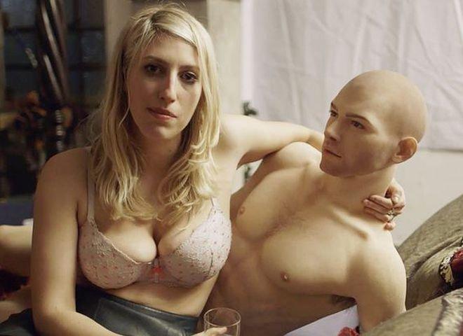 Секс робооты