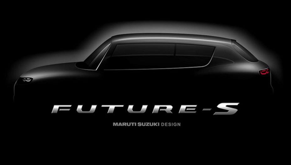 Сузуки готовит новый бюджетный кроссовер Сузуки Future-S