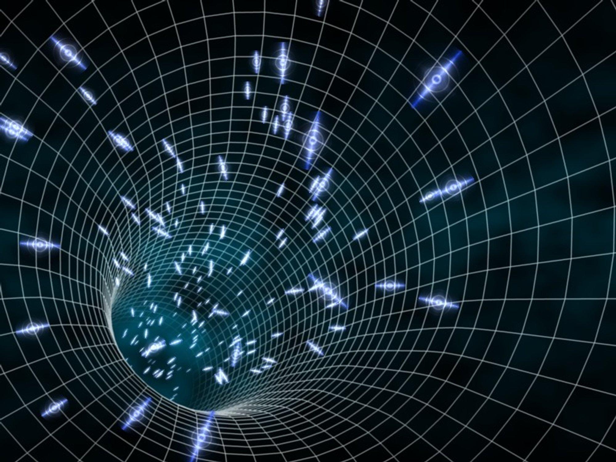 Физики изсоедененных штатов иЕвропы обнаружили путь в 4-ое измерение