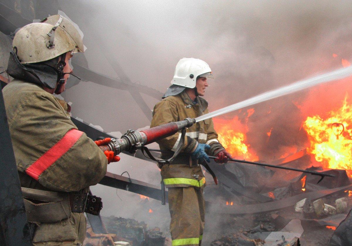 Семья изчетырех человек погибла врезультате сильного возгорания  вСергиевом Посаде
