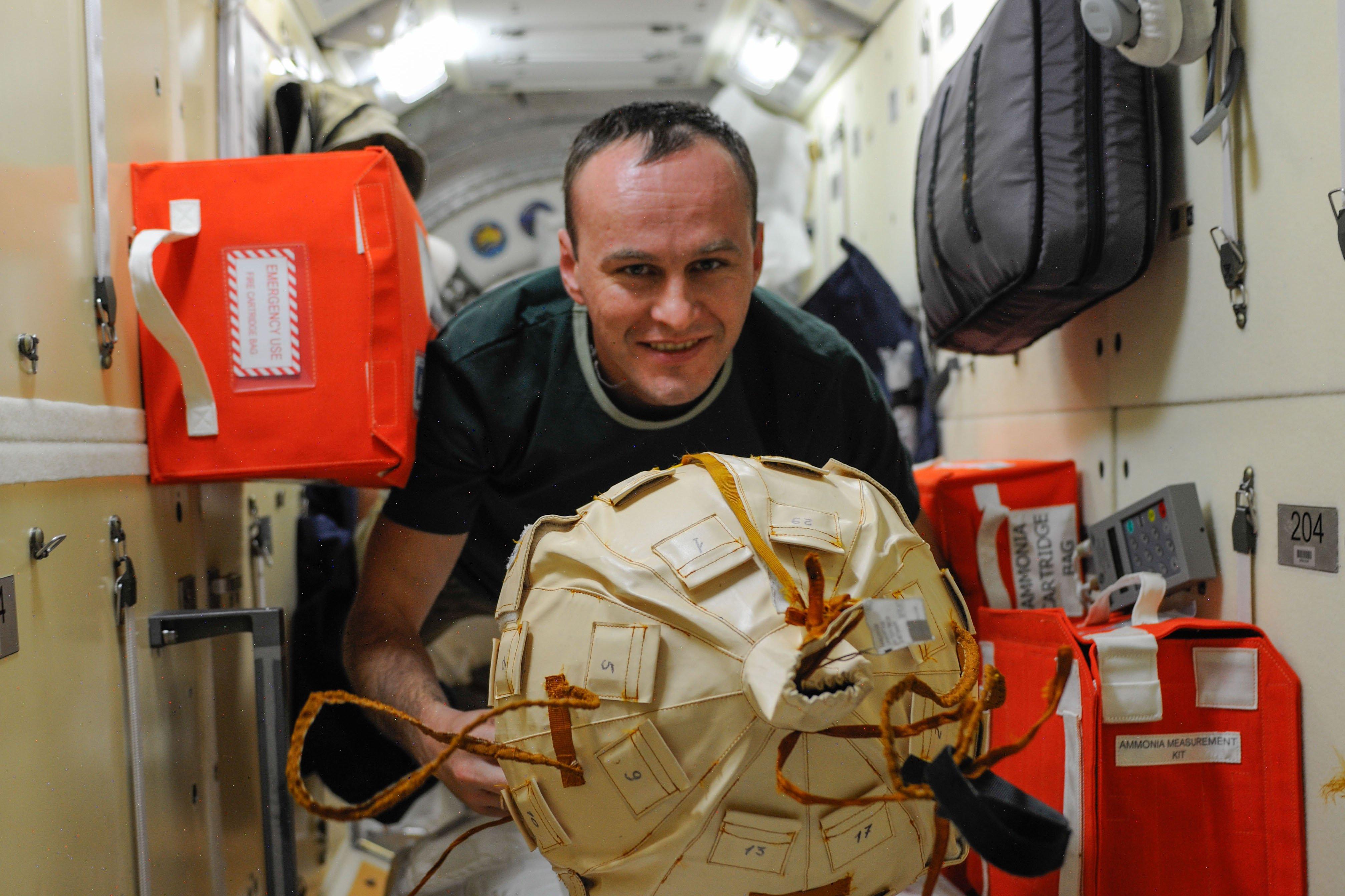 Космонавт-испытатель Рязанский поведал о собственной любимой еде наМКС