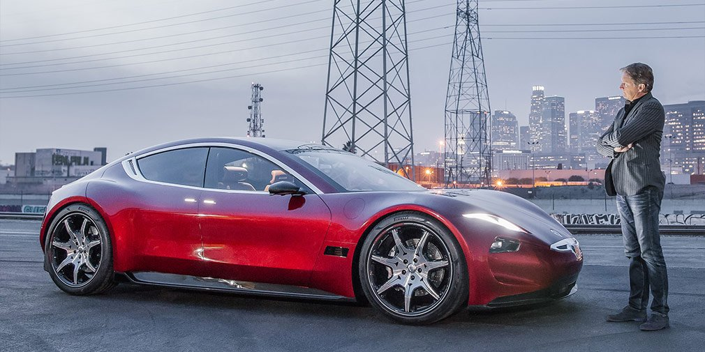 Fisker выпуситит конкурента Tesla Model Sсзапасом хода 640км