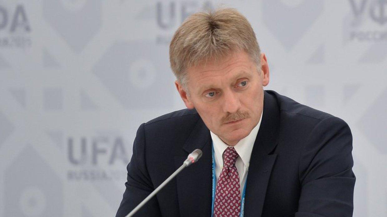 Песков прокомментировал переименование площади США именем Немцова