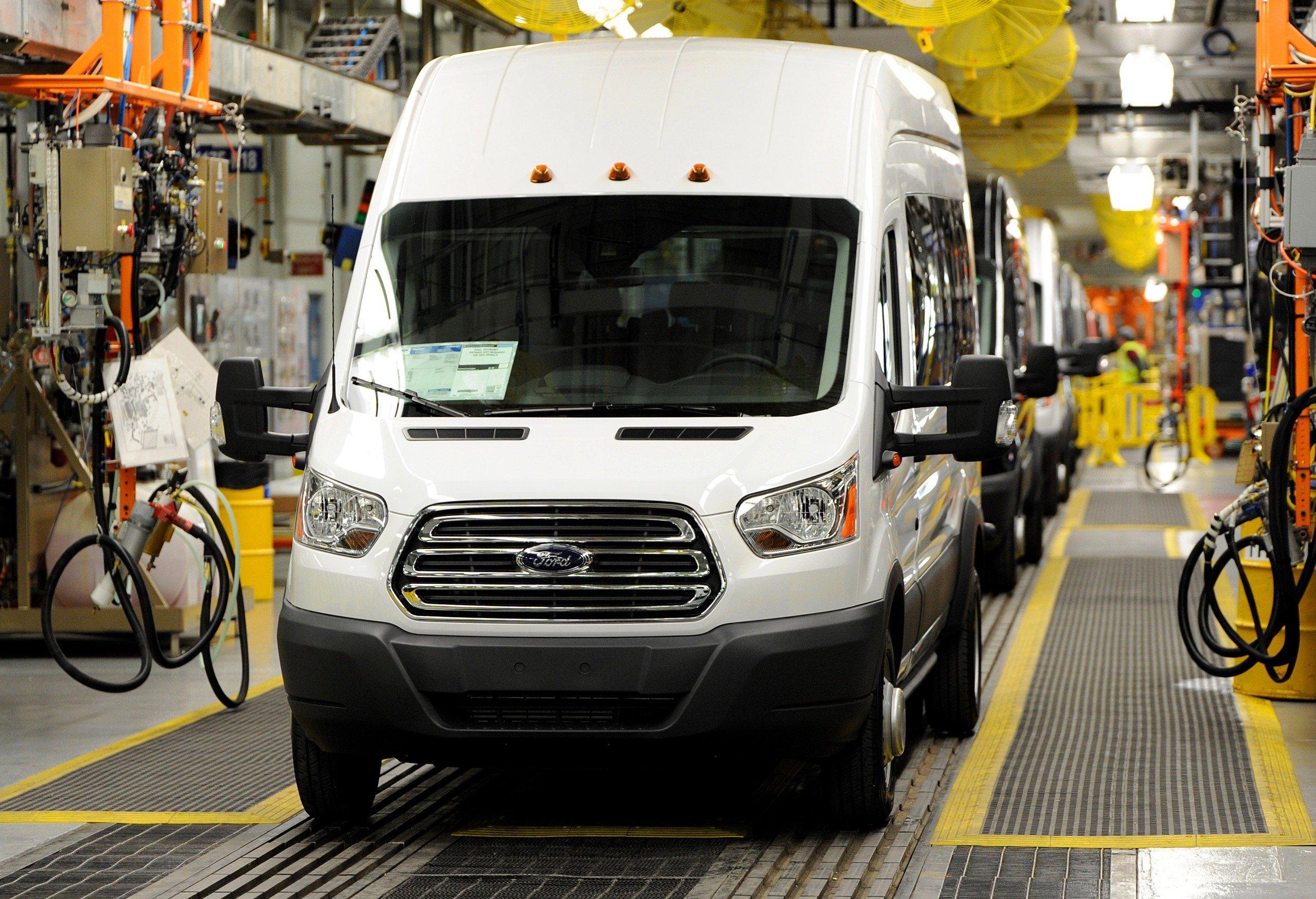 Завод Форд Sollers вЕлабуге увеличивает рабочую неделю инабирает 600 служащих