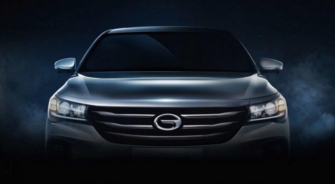 GAC представит в Детройте кроссовер Enverge и седан GA4