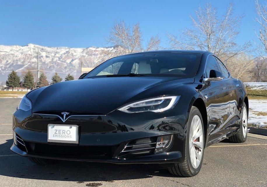 Из Tesla Model S сделали быстрейший бронированный автомобиль