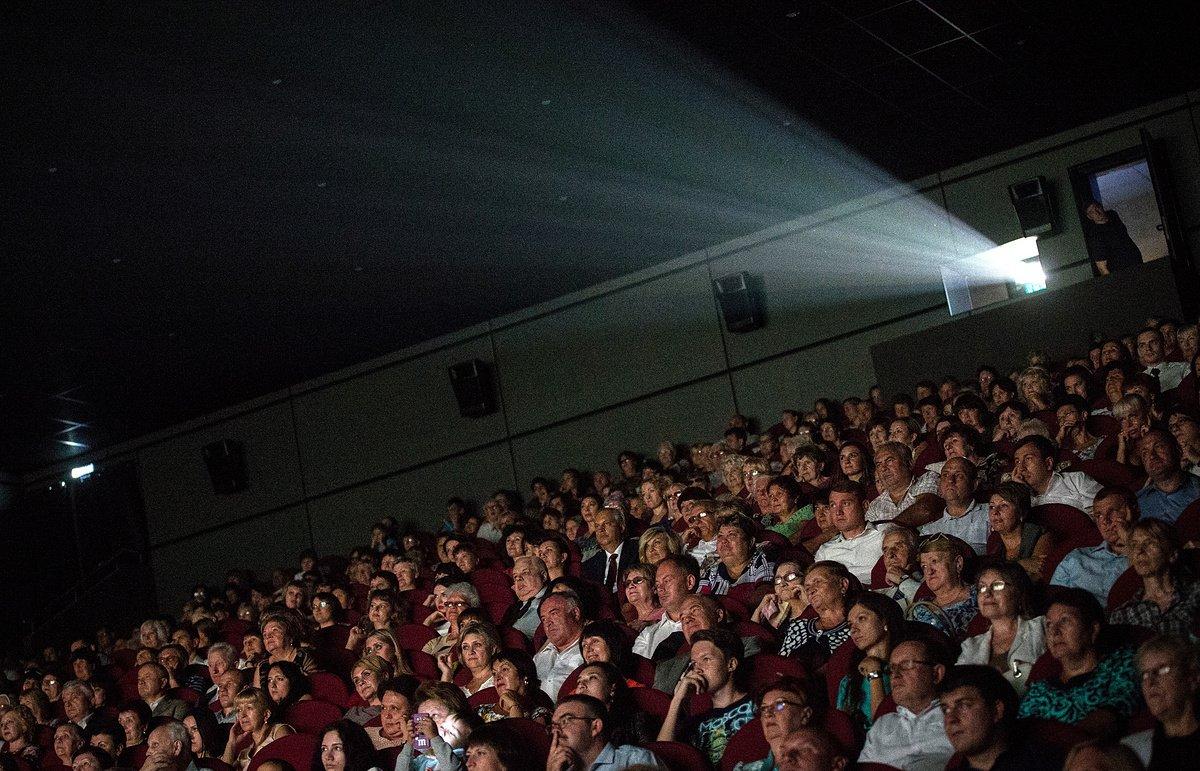 Сборы русского кино достигли рекордных 13 млрд руб. в минувшем году