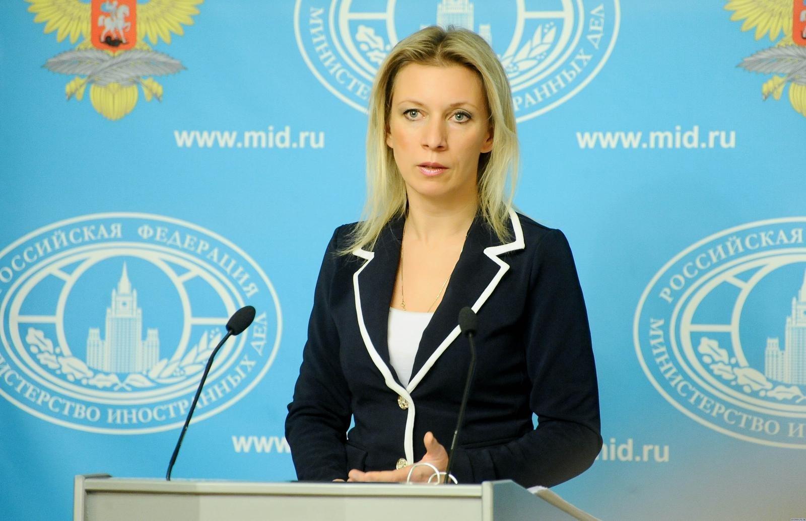 «Полный абсурд»: Захарова пошутила опохищающих украинцев Дедах Морозах