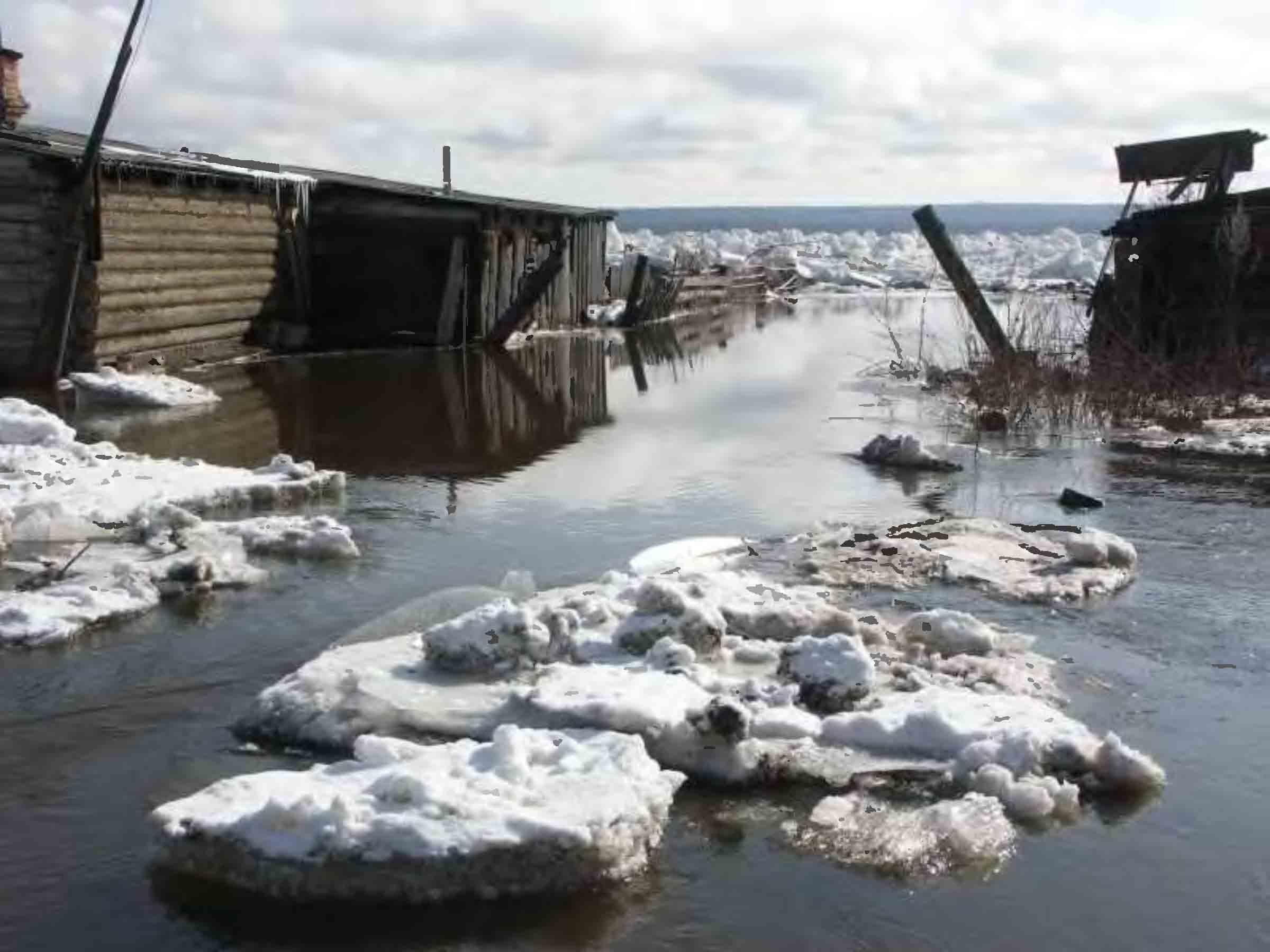 Повышение воды вреке стало первопричиной вероятной эвакуации вЕнисейске