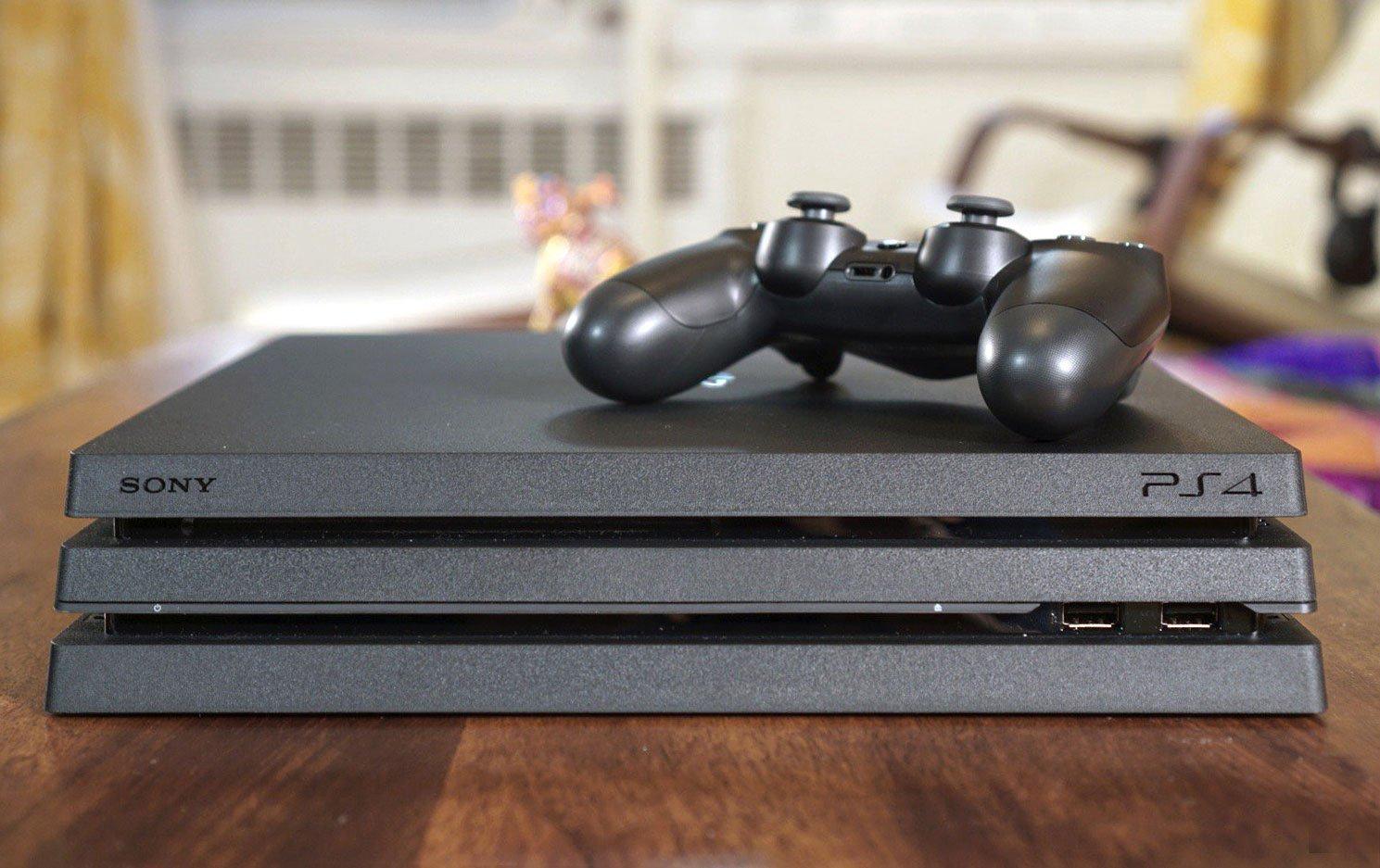 Консоль Play Station 4 получит новый контроллер