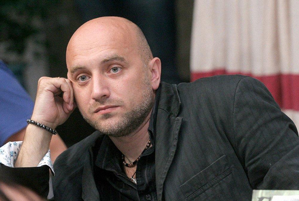 Прилепин: украинские военные начали расстреливать вДонбассе «разнообразных правосеков»