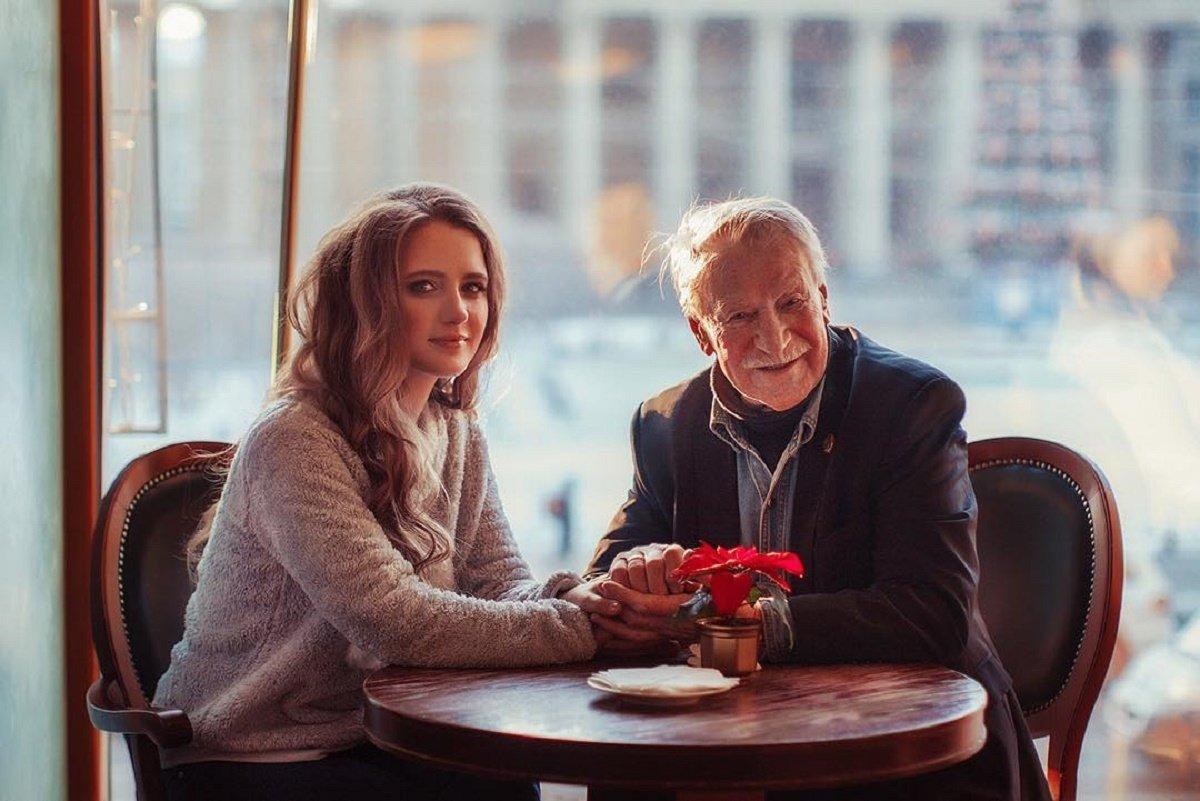87-летний артист Иван Краско поведал о«любовнике» собственной супруги