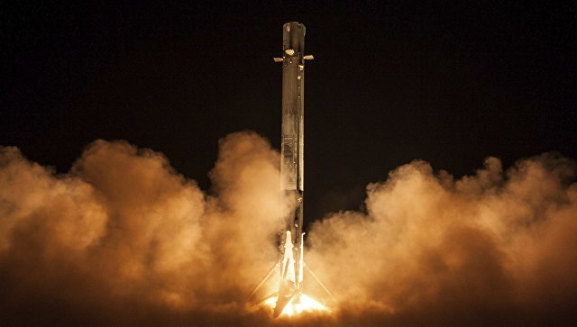 Ракета Falcon 9 потеряла секретный спутник Пентагона