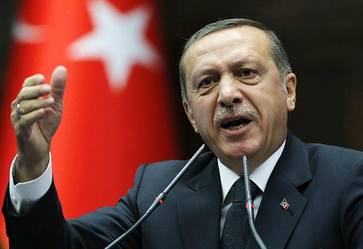Эрдоган грозит вторжением в зону курдов в Сирии